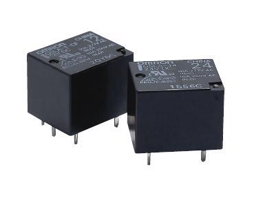 Panasonic JW1AFSN-DC12V SPST-NO 10A 12VDC PCB-Mount Power Relay QTY-10