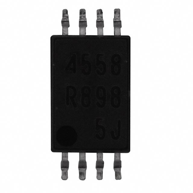 BA4558RFVM-TR - IC op amp dual 3MA 2MHZ MSOP8.