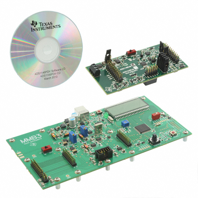 ADS1146EVM-PDK datasheet - Specifications: Number of ADC's