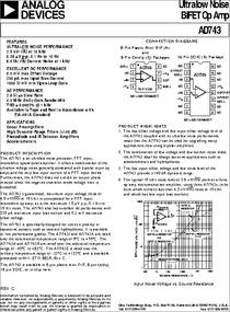 AD AD7525KN DIP-18 Ic-multiplying DAC Chip