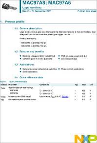 Tranzystor mac97a6 97a6 06a/400 v triak to92-kbsm(china (mainland))