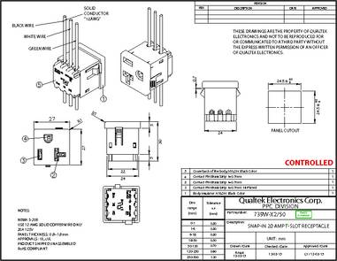 20 Extension Cord Wiring Diagram