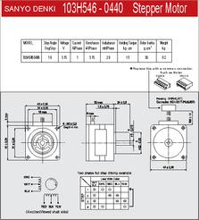 103h546 0440 1 Datasheet Specifications Coil Type