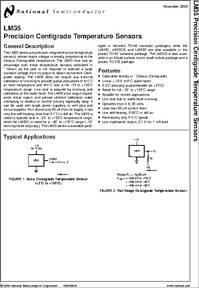 LM35 Datasheet Of Lm Temperature Sensor on lm35 projects, lm35 circuits, lm34 temperature sensor datasheet, ds18b20 temperature sensor datasheet, pt100 temperature sensor datasheet,