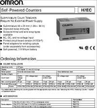 Omron H7EC-BVLM Counter