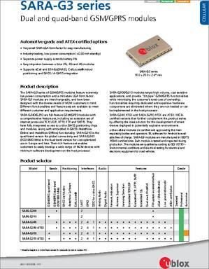 Ublox Evaluation Kit