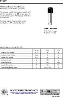 AUK Corp - datasheet pdf