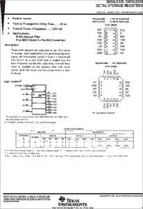 Sn74ls40n Texas Instruments
