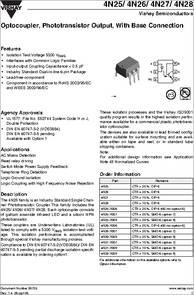 4n26 datasheet