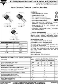 Byq28e datasheet