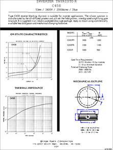 c458 datasheet 53mm 1400v 1300a