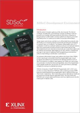 EF-SDSOC-FL Sdsoc Environment Floating Lic