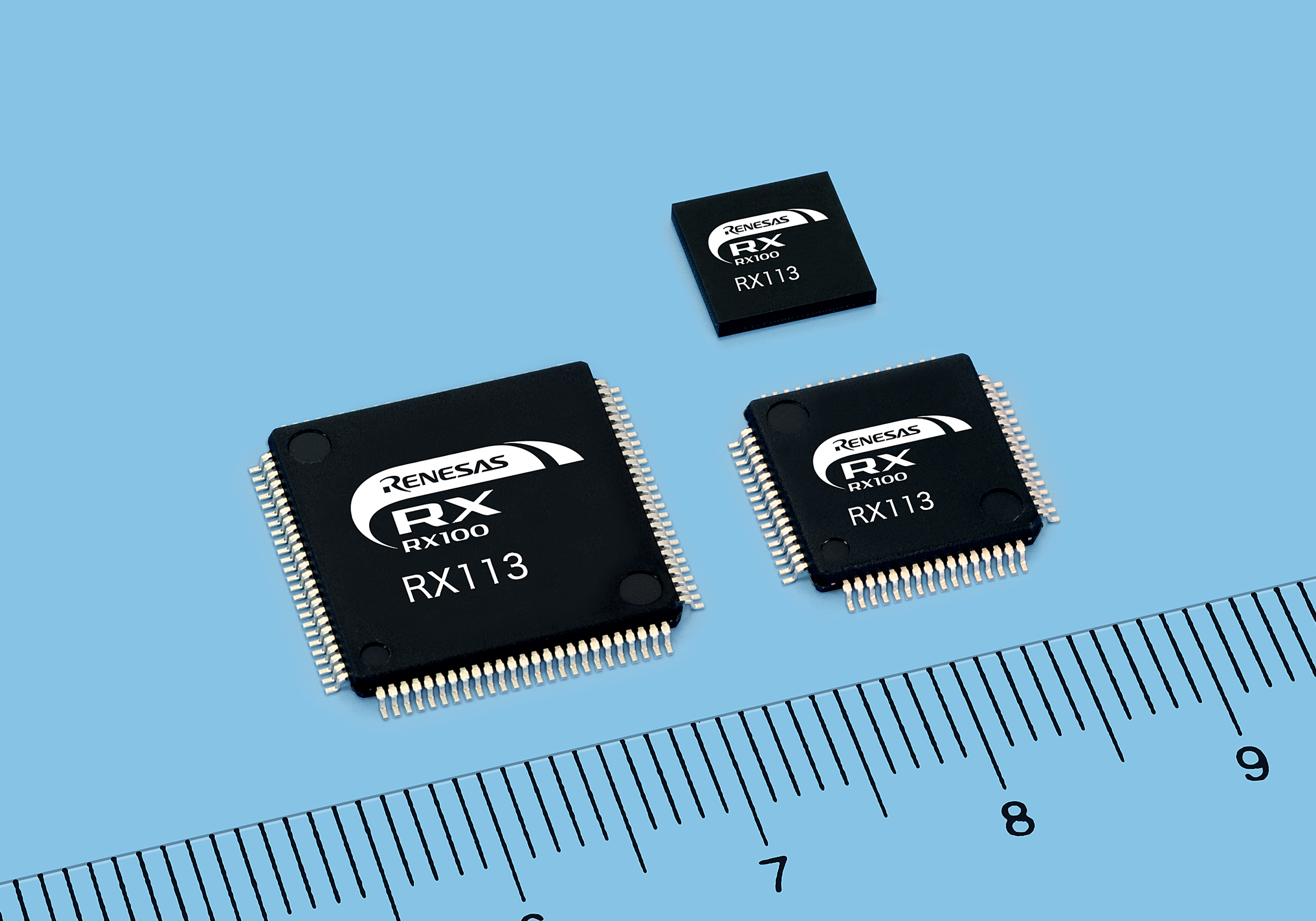 Rx113 Datasheet Renesas Electronics A Premier Provider Of Advanced Single Chip Divider Circuit Photo
