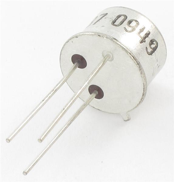 2N4403 Small Signal Transistors PNP Gen Pur SS lot of 10