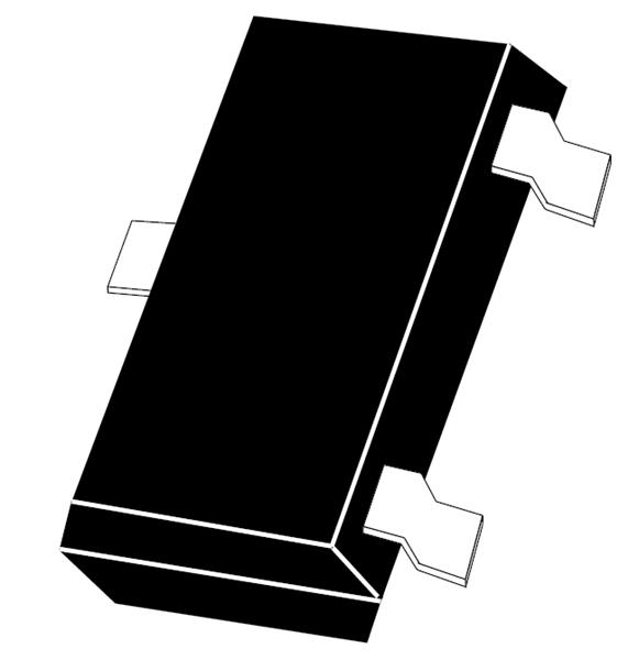 Diodes Inc ZXMP6A17E6TA P-channel MOSFET 3 A 60 V 6-Pin SOT-23