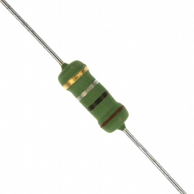 Resistor Networks /& Arrays 270ohm 5/% Concave 4resistors 10 pieces