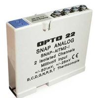 M OPTO-22 SNAP ANALOG SNAP-AOV-25  DUAL CHANNEL OUTPUT