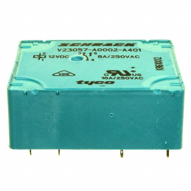 10A SDT-S-106LMR,100 OEG TE CONNECTIVITY Relay 250VAC SPST-NO 30VDC