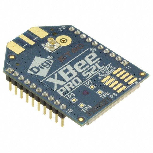 XBP24CASIT-001 datasheet - Digi International XBee® S2C ... on