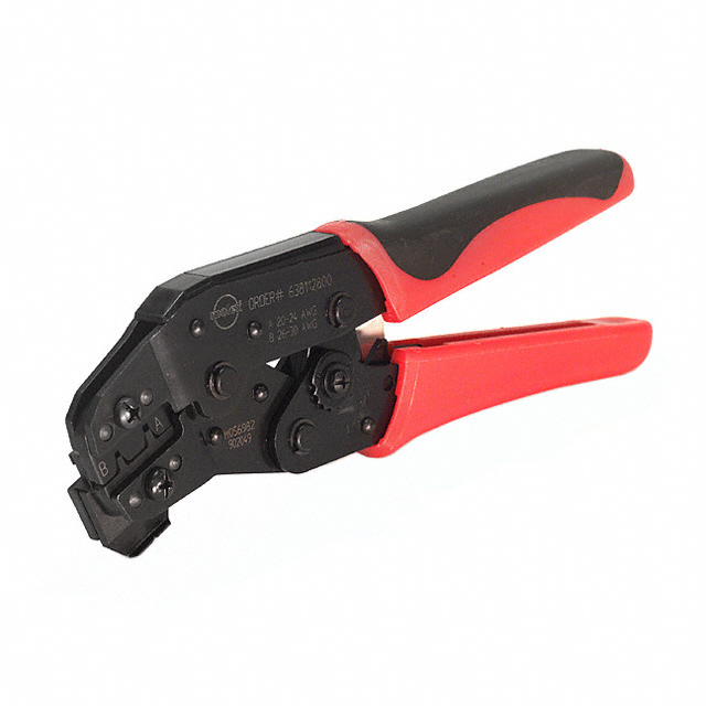 63811 2800 datasheet specifications tool type hand crimper for use with related. Black Bedroom Furniture Sets. Home Design Ideas