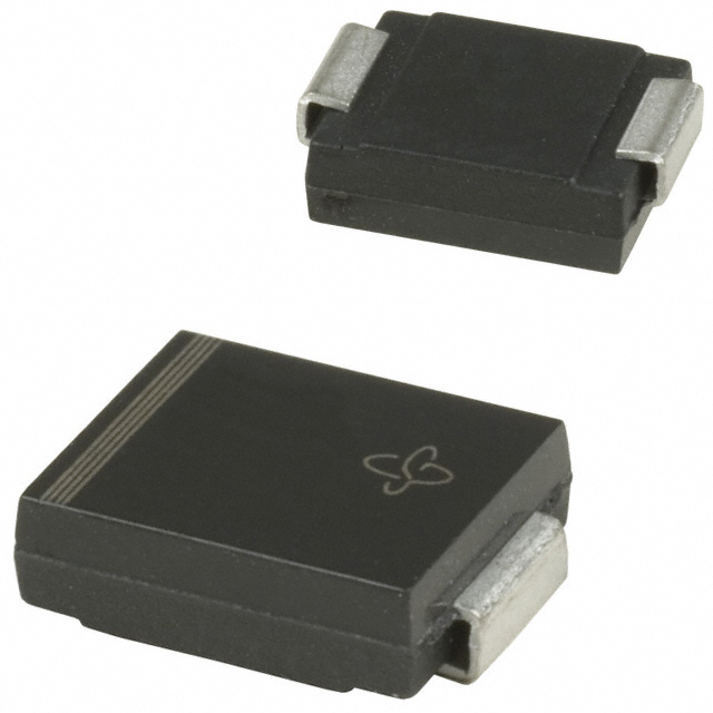 Diode TVS Single Uni-Dir 30V 1.5KW 2-Pin SMC SMCJ30A 50 Items