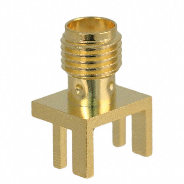 901-144-8RFX AMPHENOL RF//COAXIAL CONNECTOR SMA JACK STR 50 OHM PCB