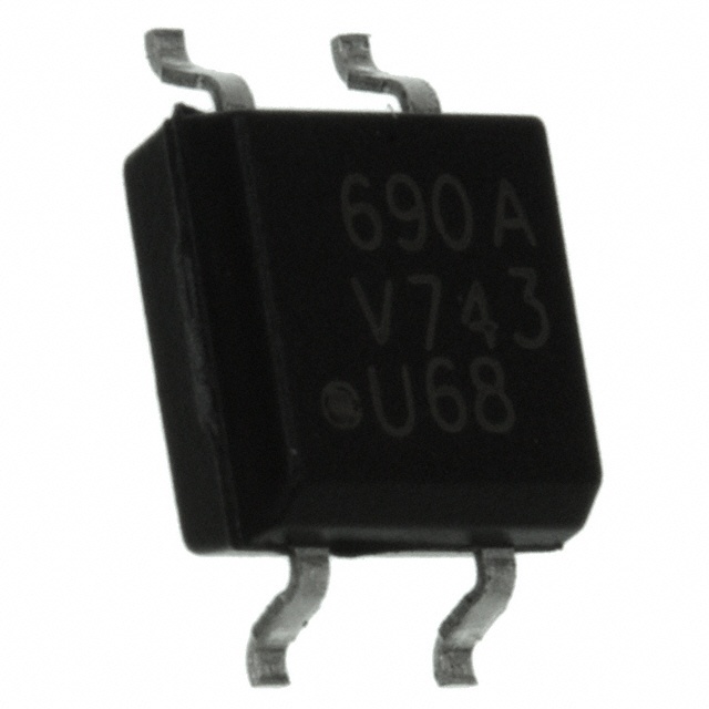 10 pieces Transistor Output Optocouplers Optocoupler Phototrans No Base