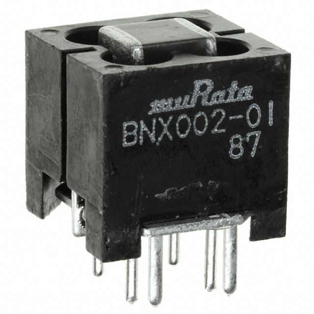 BNX002-01 Entstörfilter PCB 10 A EMI Filter 40dB 10A 50VDC PC Pins Thru-Hole