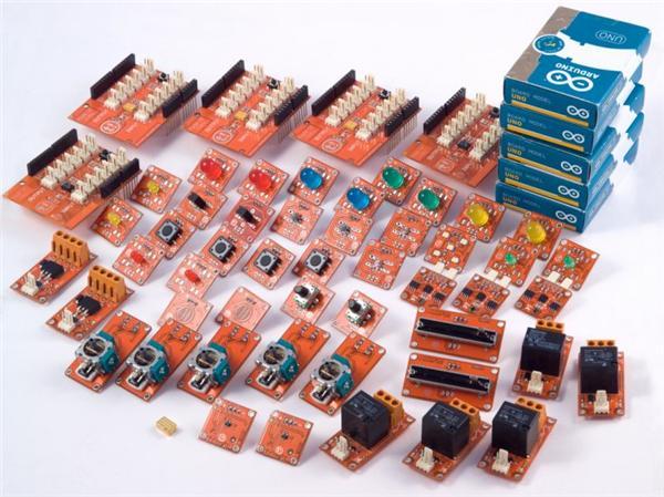 K datasheet arduino tinkerkit development kits
