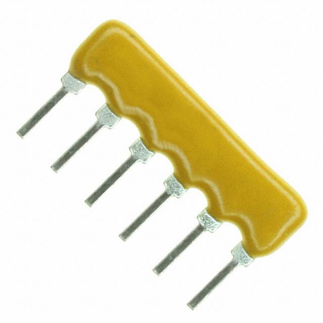 100 pieces Resistor Networks /& Arrays 0ohm 5/% Convex 4resistors