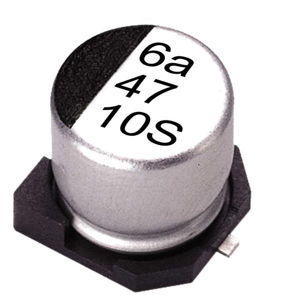 Aluminum Electrolytic Capacitors 50 Leaded .47uF 100volts 20/%