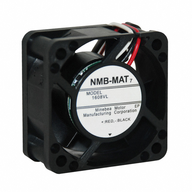 230V NMB Minebea fan di 3115PS-23W-B30-A00 80 x 80 mm