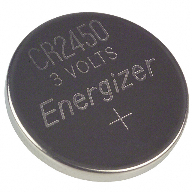 Cr2450 Datasheet Specifications Battery Cell Size Coin