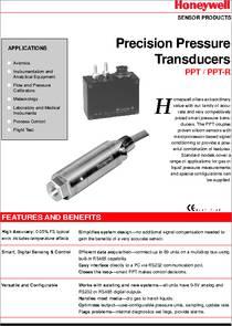 PPT020-1A-WF-2V-FE datasheet - Pressure Transducer