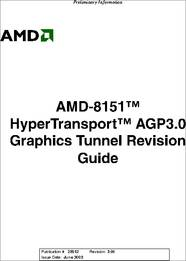 AMD-8151 HYPERTRANSPORT AGP3.0 GRAPHICS TUNNEL TREIBER WINDOWS 8
