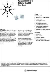 Datasheet hdsp pdf download 5501