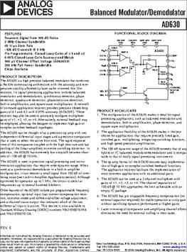 ADC Isolated Modulator 2 pcs AD7400AYRWZ SOIC-16 Analog to Digital Converters
