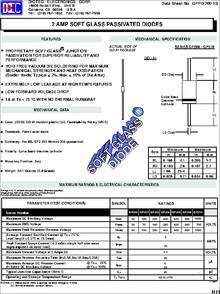 Rl207 Datasheet