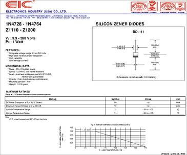 1n4937 datasheet