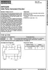 NSC DM81LS96AN  3-STATE Octal Buffer