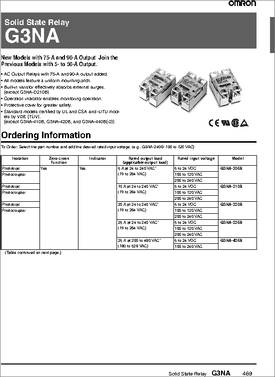 G3na d210b dc5 24 datasheet specifications mounting type chassis some publicscrutiny Images