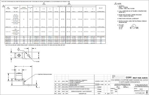 Cb175 38 Qy Datasheet Specifications Manufacturer