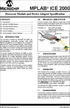 PIC16F627A-E/P datasheet - Specifications: Life Cycle Stage: ACTIVE