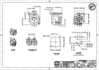 AC3FAH1-AU-B datasheet - Amphenol Audio's AC Series XLR Chis ...