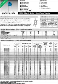 Varistors 250pF 200volts 10/% 10 pieces