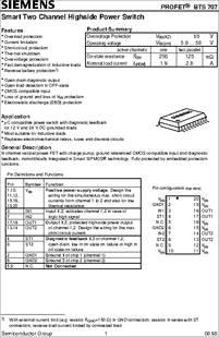 Bts711l1 datasheet