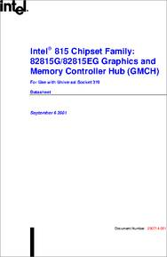 INTEL 82845GE WINDOWS 10 DRIVERS