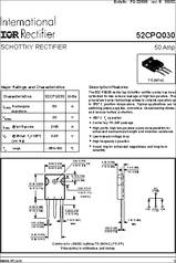 2 PCS X 60CTQ150 60A 150V SCHOTTKY DIODE RECTIFIER