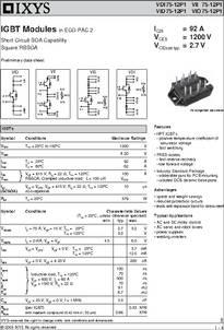 VID75-12P1 datasheet -