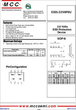 Diode TVS Single Bi-Dir 15.3V 600W 2-Pin DO-15 T//R P6KE18CA 50 Items